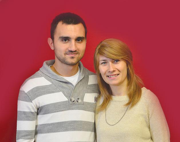 Liviu și Anca Dulcianu